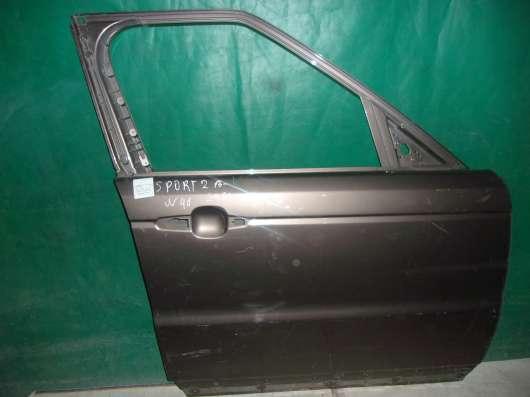 Правая передняя дверь Range Rover Sport L494
