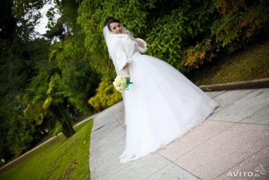 Счастливое свадебное платье в Сочи Фото 2