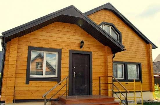 Выполним внутреннюю и наружную отделку дома и квартиры, дачи