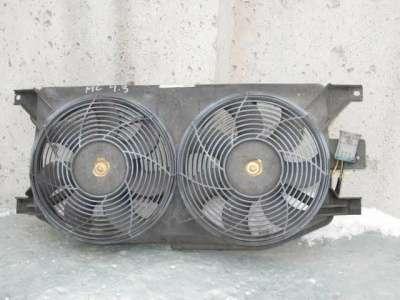 Вентилятор доп. охлаждения Мерседес ml163