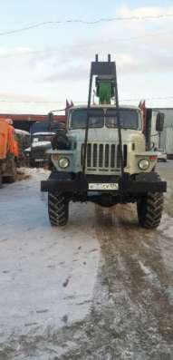 грузовой автомобиль УРАЛ лесовоз 43204 в г. Ухта Фото 1