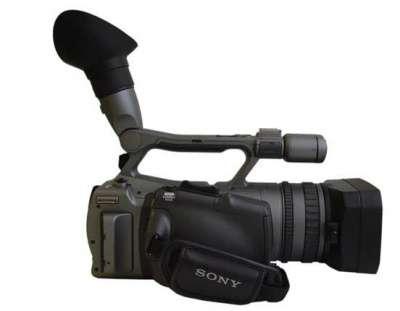 Видеокамеру Sony HDR-FX7Е