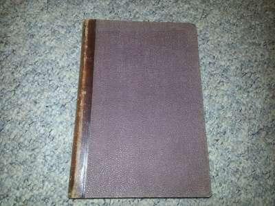"""Книга """"Клътка и ткани"""" 1904г"""