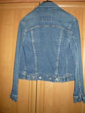 Джинсовая куртка Wisco
