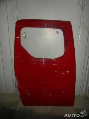 Citroen Berlingo 2012 дверь боковая правая