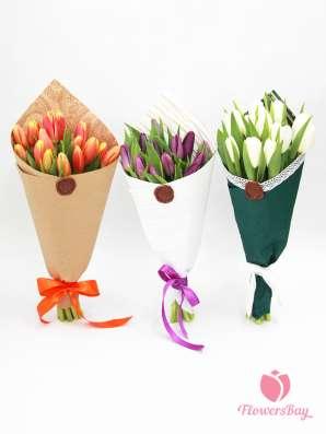 Букеты, цветы с доставкой по Москве Фото 5