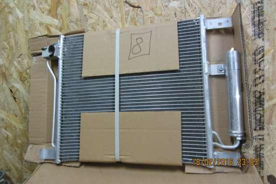 Радиатор кондиционера Nissan Juke