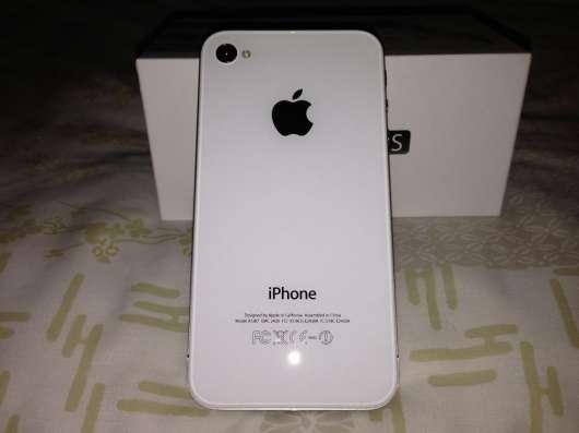 Продам iPhone 4s состояние отличное в Новосибирске Фото 1