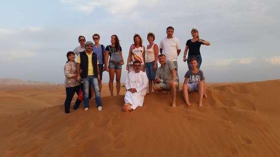Полная обзорная экскурсия по Дубаю, Джип-Сафари по пустыне в г. Дубай Фото 2