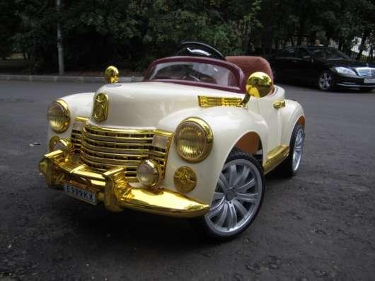 Детский электромобиль Bentley в Санкт-Петербурге Фото 6