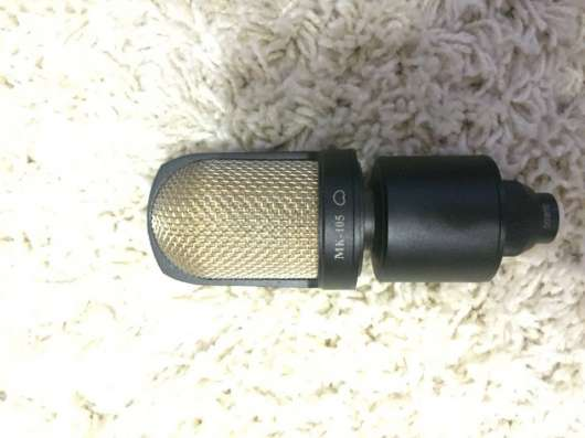 Конденсаторный микрофон Октава МК-105 в Москве Фото 1