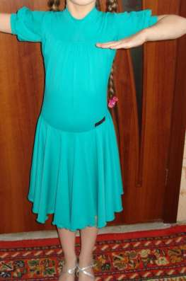 Платье-бейсик для танцев