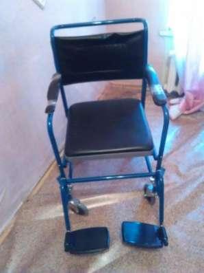 Инвалидное кресло -туалет