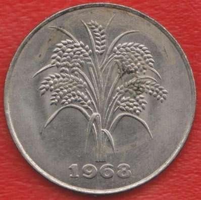 Республика Вьетнам Южный 10 донг 1968 г. в Орле Фото 1