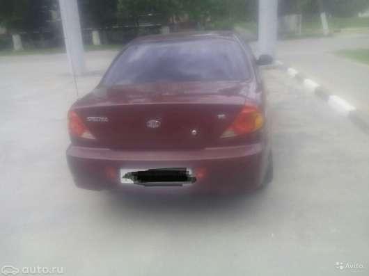Продажа авто, Kia, Spectra, Механика с пробегом 300000 км, в Липецке Фото 2
