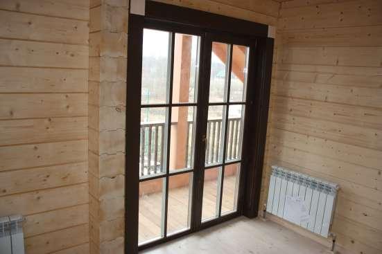 Качественные окна из сосны, лиственницы и дуба