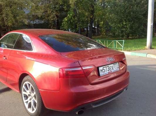 Продажа авто, Audi, A5, Вариатор с пробегом 120000 км, в Москве Фото 3