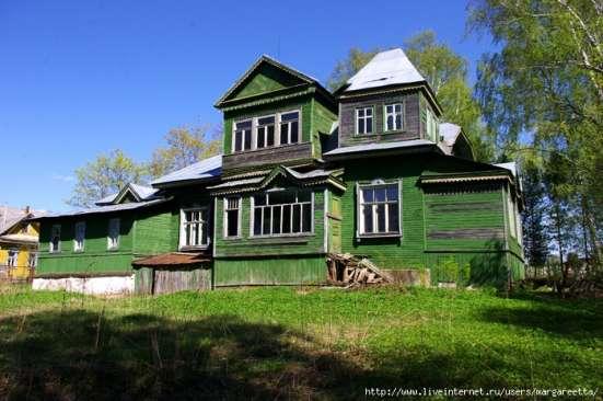 Продаю участок в с. Глебово, берег Рыбинского водохранилища.