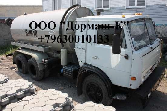 Вакуумные (ассенизационные) оборудование в Барнауле Фото 3
