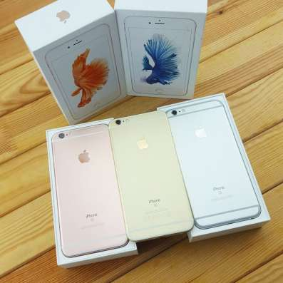Apple iPhone 7, 6s, 6s+ по низким ценам