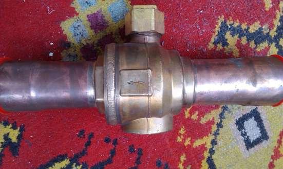 Зaпорный вентиль DANFOSS GBC 54S в Челябинске Фото 1