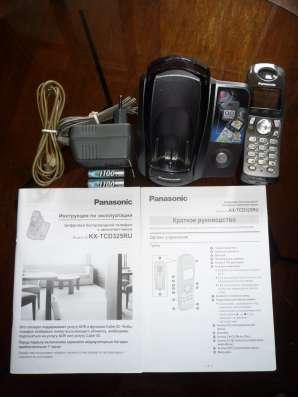 Радиотелефон DECT Panasonic KX-TCD325 в Москве Фото 2