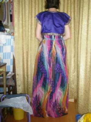 Восточное платье-костюм в Красноярске Фото 1