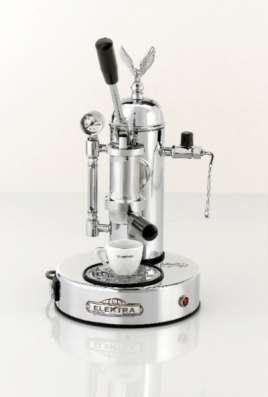 кофеварка Elekta Micro Casa A leva