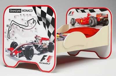 кровать детская Формула-1