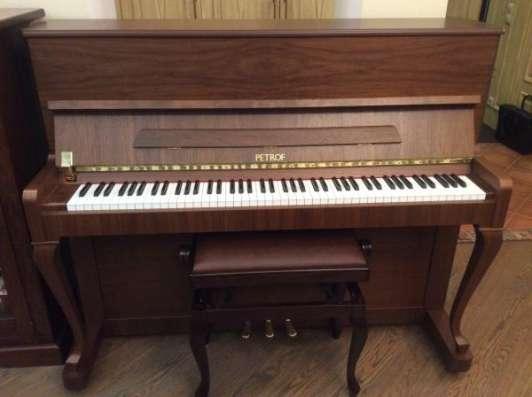 Фортепиано Petrof в Москве Фото 1
