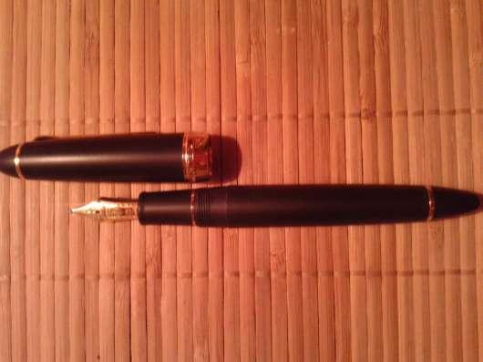 Ручка перьевая японская