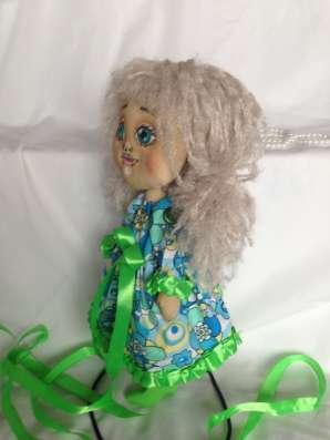 Кукла интерьерная ручной работы в Новосибирске Фото 2