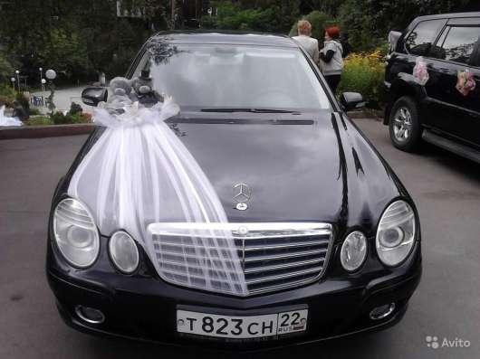 Украшения на свадебный автомобиль Барнаул Фото 3