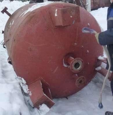 Емкость, сборник 3,2м3 н/ж в Новосибирске Фото 2