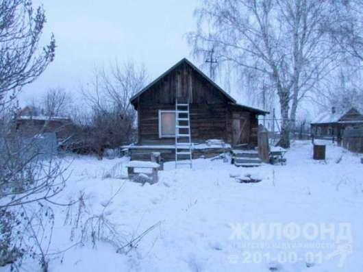 дом, Новосибирск, Дальняя, 18 кв.м. Фото 2