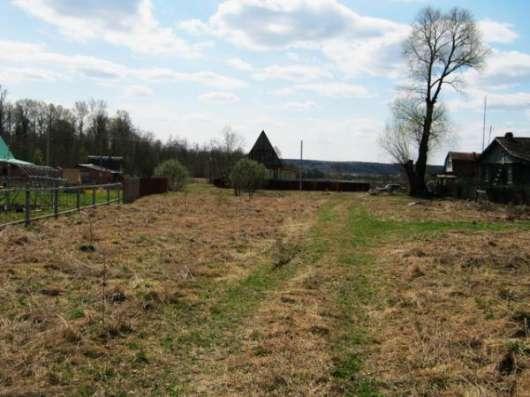 Продается земельный участок 25 соток в деревне Валуево (рядом Бородинское поле)Можайский р-н,110 км от МКАД по Минскому шоссе. Фото 1