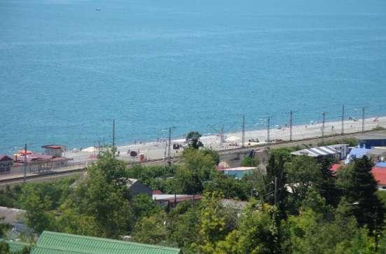 Участок в 400 м. от моря с панорамой моря