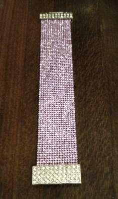 Продаю браслет со стразами Samanta Messi, размер 19