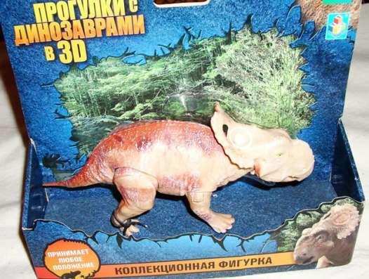 Динозавр шарнирный 15 см Пэчи Walking with Dinosaurs Прог