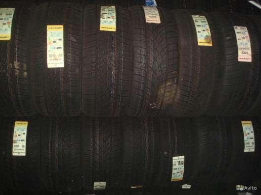 Новые зимние Dunlop 225/45 R17 Winter Sport 3D