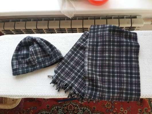 Шапка с шарфом Орифлейм