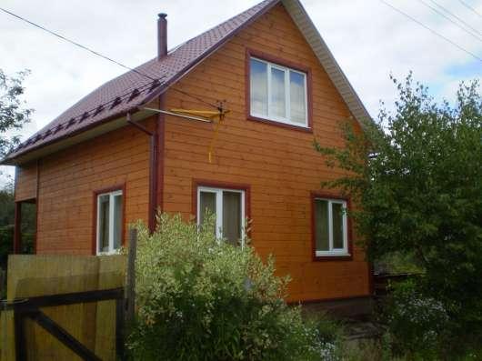 Строительство деревянных домов, бань, пристроев
