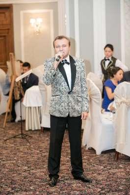 Профессиональный тамада Алексей Кожемякин