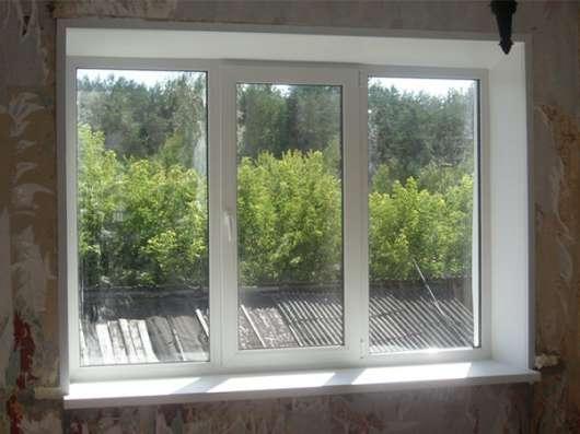 Окна, Двери ПВХ, Балконные Рамы из ПВХ и Алюминия под ключ