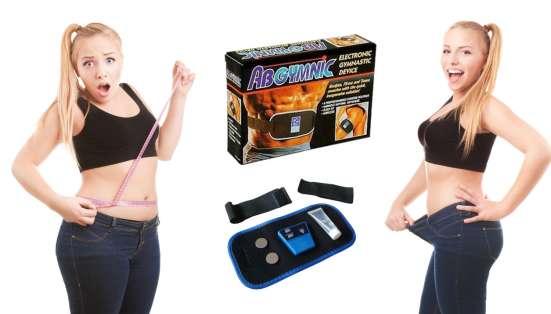 Ab Gymnic - пояс для похудения