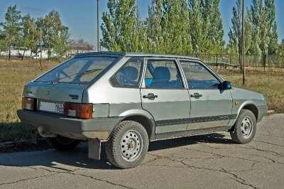 подержанный автомобиль ВАЗ 21093, цена 41 000 руб.,в Тольятти Фото 1