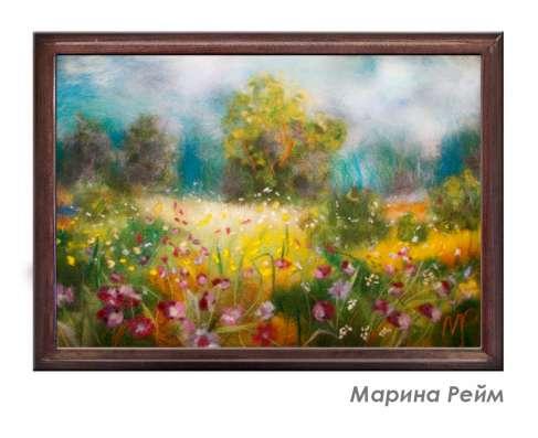Продаю картины из шерсти в Нижнем Новгороде Фото 1