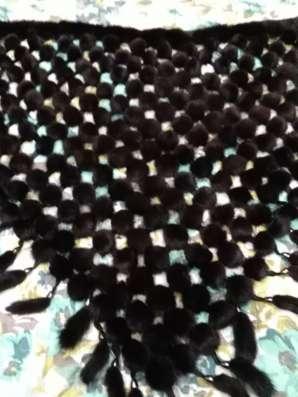 Изделия из меха норка