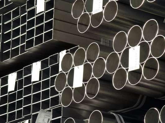 Трубы металлические. С доставкой