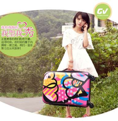 Новый чемодан-тележка!!!